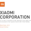 【1810.HK】Xiaomi CorporationのIPOに申し込んでみましたw