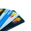 浪費家医師のクレジットカード・ポートフォリオ2018年4月 -財布の中、家に置いてい